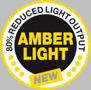 HELIOSA 66 AMBER LIGHT 1500 - 2000 Watt IPx5