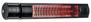 Infralogic 2000 Watt IP65 Fjärrkontroll 3-steg - 2 x 2000 RC i svart