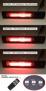 Infralogic 2000 Watt IP65 Fjärrkontroll 3-steg