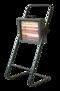 VARMA Fire 1500 Watt på stativ - VARMA DoubleFire 2 x1500 Watt på stativ