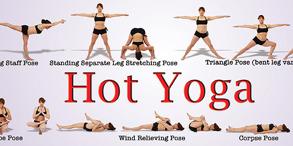 Värmeberäkning för Hot Yoga - beräkning för Hot Yoga