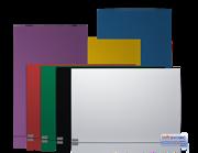 Infranomic 400 Watt SlimLine 700 x 600 i RAL färg