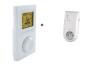 Digital trådlös Thermostat X3D - SET: Digital trådlös Thermostat + Trådlös Mottagare stickpropp