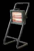 VARMA DubbleFire 2 x 1500 Watt på stativ