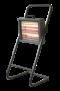VARMA DubbleFire 2 x 1500 Watt på stativ - VARMA DoubleFire 2 x1500 Watt på stativ