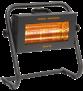 VARMA DubbleFire 2 x 1500 Watt på stativ - VARMA Fire 1500 Watt IPx5 på stativ