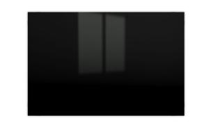 Digel Glaspanel i svart av högsta kvalitet, IP54, tillverkad i Tyskland - Glaspanel i svart GH-350