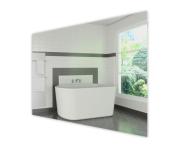 Digelheat Spegel panel av högsta kvalitet, IP54, tillverkad i Tyskland