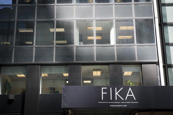 FIKA - ett svenskt företag