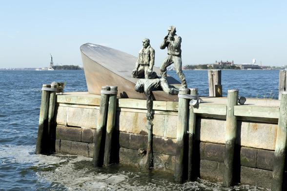 American Merchant Mariners` Memorial
