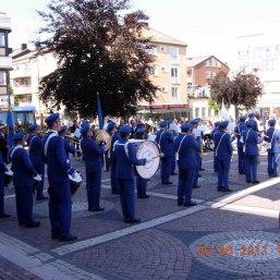 """Nationaldagen 2011 """" Giv Akt Framåt marsch"""""""