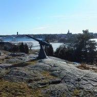Kanonen vaktar Västervik