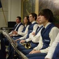 Paus i trumpetsektionen