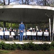 2006-05-16 Gunnebo musikkår i Ankarsrum Bruksparken