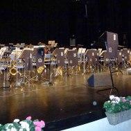 Konsert för tomma stolar ! Nej !! Tag nästa