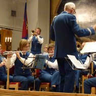 "Trumpetsolist ""Mats Nilsson"" O,Helga Natt"