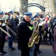 Lars Axmon på saxofon