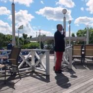 Gunnebo Musikkår hälsas välkommen till Gränsö Slott