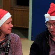 Gunnebo Musikkår Julgransväng