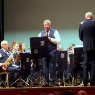 "Lars Norström altsaxsolist i ""Stardust"""