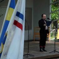 Konferencier för firandet var Marcus Brännström.