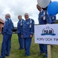 ....Mat på gång . Tommy Olofsson, Göran Rosenmüller, Roger Appelqvist, Lars Axmon.