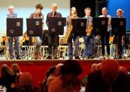 Kulturskolans Saxofonensemble