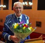 En nöjd dirigent Gunnar Andersson