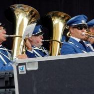 Nyputsat och fint i bas och trombone sektionen