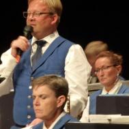 Kvällens konfrencier Jonas Ålstam.