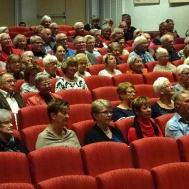 Publiken kom ock njöt av en fin konserten Vi längtar till Italien - och mycket mer.