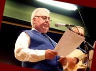 ....Roger Appelqvist med några sånger och allsång