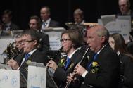 Delar av klarinettsektionen  Christer Westerberg , Malin Nordlund  Tommy Olofsson.