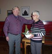 Ola Ålstam tackade  Birgitta för att hon har ordnat med kaffe och tilltugg under året.