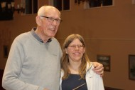 Ny dirigent blir Annika Ronngaard.