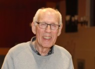 Gunnar Andersson avtackades för lång och trogen tjänst