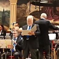 """Sång solist Roger Appelqvist  i """"Den Heliga Staden"""""""