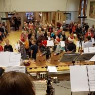 Gunnebo Musikkår på Frälsningsarmén Västervik