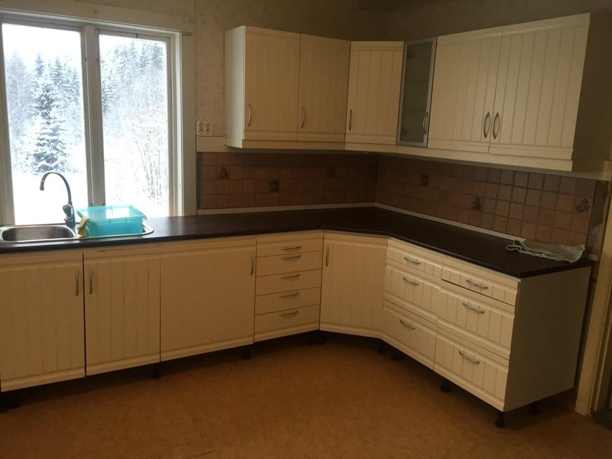 Köket städat och fint!