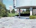 Vlm_Fly 1464  Kommunalhuset och vattentornet Surahammar