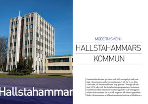 Klicka på bilden för att öppna kommunberättelsen om Hallstahammar.
