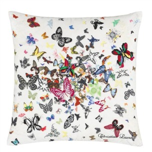 Christian Lacroix Kudde Butterfly Parade - Opalin CCCL0017 (2-pack) -  köp här (2-pack)