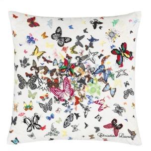 Christian Lacroix Kudde Butterfly Parade - Opalin CCCL0017 (2-pack) Kampanj 25% rabatt på hela köpet över 5000 kr (gäller ej rea och tyger) KOD. GTGYTKXL -  köp här (2-pack)