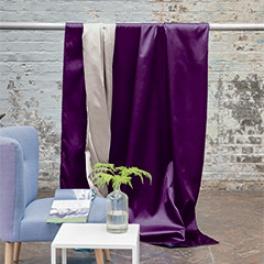 Designers Guild Mörkläggande Gardintyg Lucente F2054 (22 färger) Extra bred 280 cm