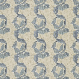 WILLIAM MORRIS Tyg Acanthus Scroll