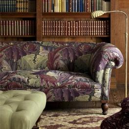 WILLIAM MORRIS Tyg Acanthus Tapestry 230271