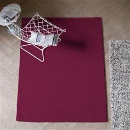 Designers Guild Matta SOHO-CASSIS RUGDG0239-40 Två storlekar (FRI FRAKT)