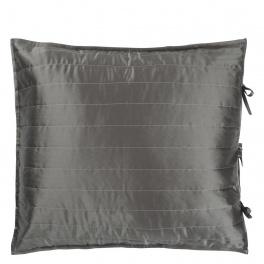 Designers Guild Tiber Slate / Zinc Kuddfodral 65x65