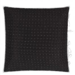 Designers Guild Chenevard Black & White Kuddfodra 65x65 CC9115/01