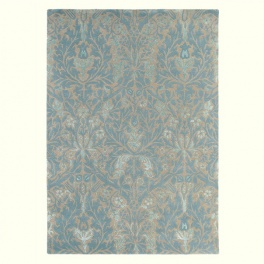 William Morris Matta Autumn Flowers 27508 Eggshell PER M²